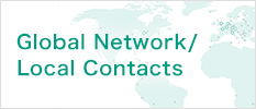 Global network/Local Contacts