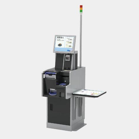 qcashierj mod les caisse automatique ultra rapides avec scan et paiement r parti retail. Black Bedroom Furniture Sets. Home Design Ideas
