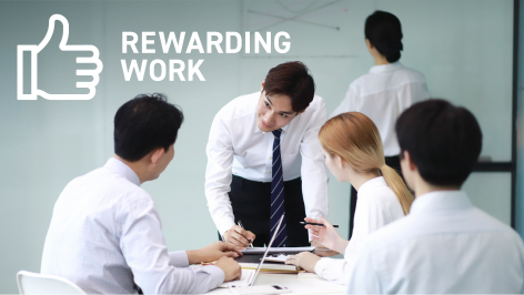 Enabling Challenge-taking with Employee Training
