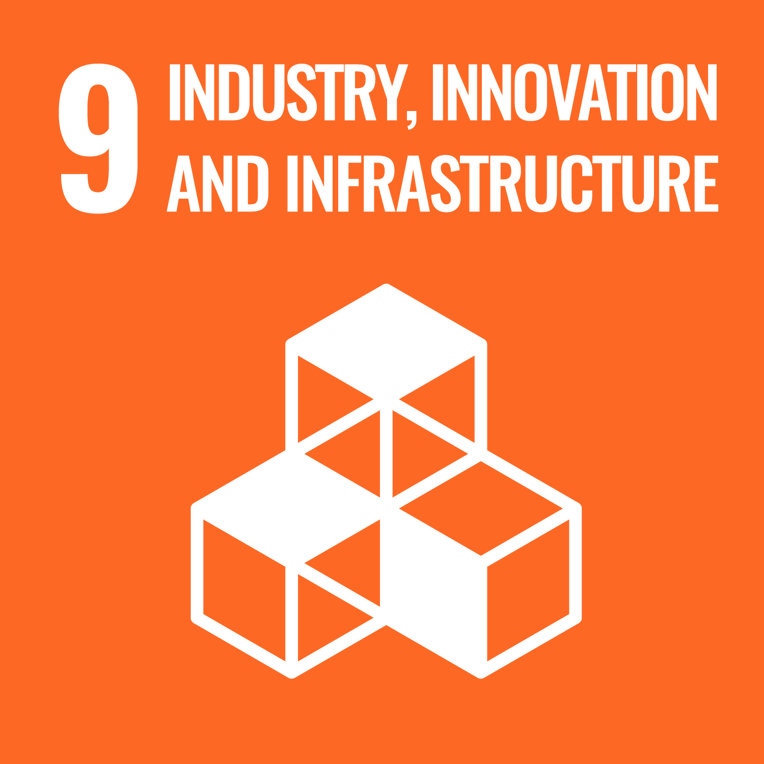 INDUSTRIAL INNOVATION AND INFRASTRUCTURE