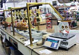 Giant stores install 300 SM-720 Scales | DIGI