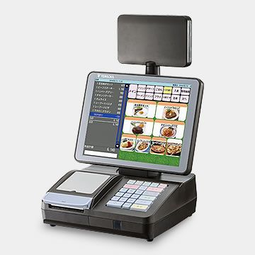 Fast Food Shops Digi Scale Label Printer Wrapping