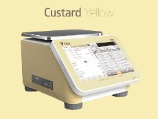 Custard Yellow