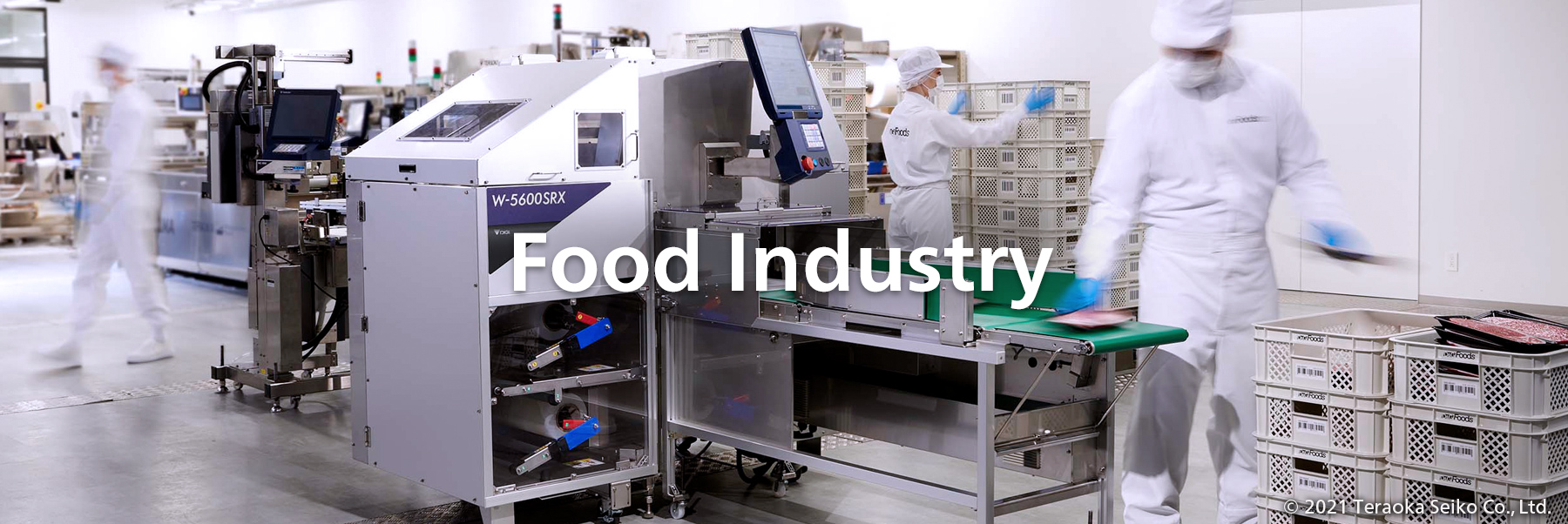 DIGI provides leading-edge solutions to the food industry with a wide range  of products and the latest technology.